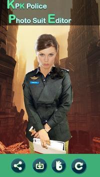 KPK Police Photo Editor- KPK Police Suit Changer screenshot 9