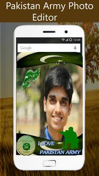 Pak Army Photo Editor – Army Photo Frame & Suits poster