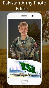 Pak Army Photo Editor – Army Photo Frame & Suits screenshot 1