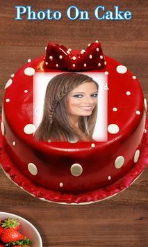 Photo on Cake - Cake Photo Editor - Name On Cake screenshot 4