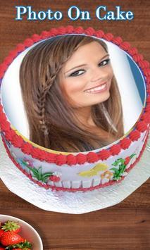 Photo on Cake - Cake Photo Editor - Name On Cake screenshot 9