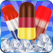 Ice Popsicles Maker icon