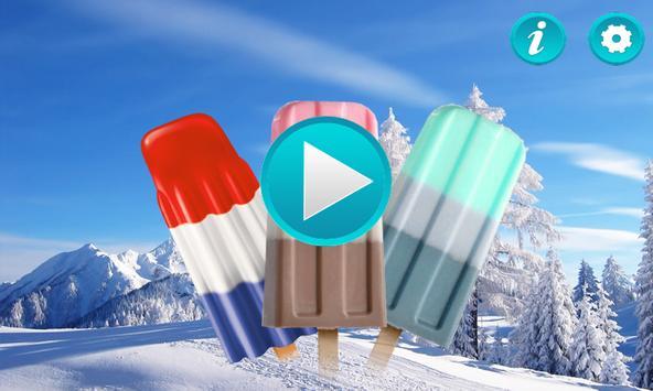 Ice Popsicles Maker poster