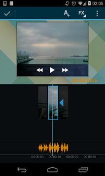 Kcin Video Editor screenshot 1