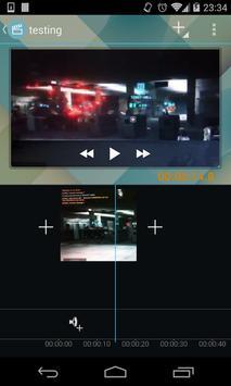 Kcin Video Editor screenshot 2