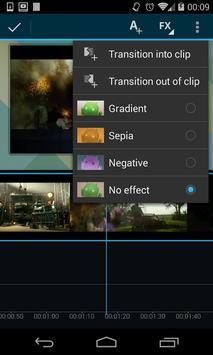 Kcin Video Editor screenshot 4