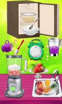 Frozen Yogurt Maker screenshot 2