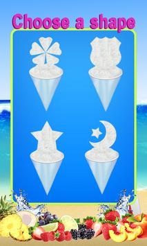 Snow Cone Maker screenshot 1