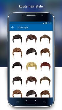 kcuts Fun Hairstyles screenshot 1