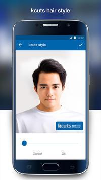 kcuts Fun Hairstyles screenshot 2
