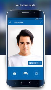 kcuts Fun Hairstyles screenshot 3