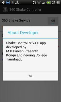 Shake Controller screenshot 3