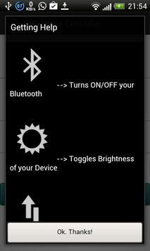 Shake Controller screenshot 1