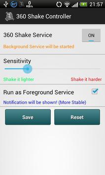 Shake Controller screenshot 2