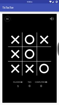 Simple TicTacToe poster