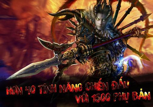 Tiêu Phong Kiếm Vũ apk screenshot