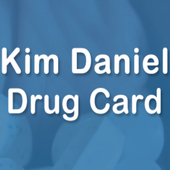 Daniel Drug Card icon