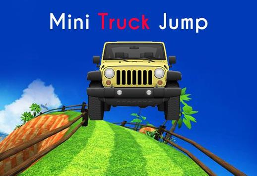 Mini Truck Jump poster