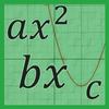 Quadratic Equation Solver PRO Zeichen