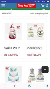 TOKO KUE KITA - Online Cake Pontianak Indonesia screenshot 6
