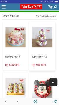 TOKO KUE KITA - Online Cake Pontianak Indonesia screenshot 7