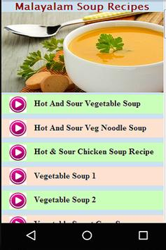 Malayalam soup recipes videos descarga apk gratis estilo de vida malayalam soup recipes videos captura de pantalla de la apk forumfinder Images