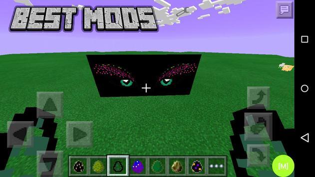 Mods for Minecraft PE Orespawn apk screenshot