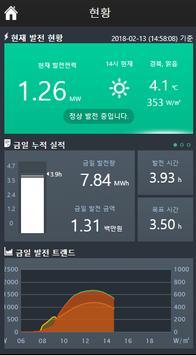 W-SCOPE 오창공장 태양광 발전소 poster