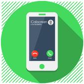 i Call screen Free icon