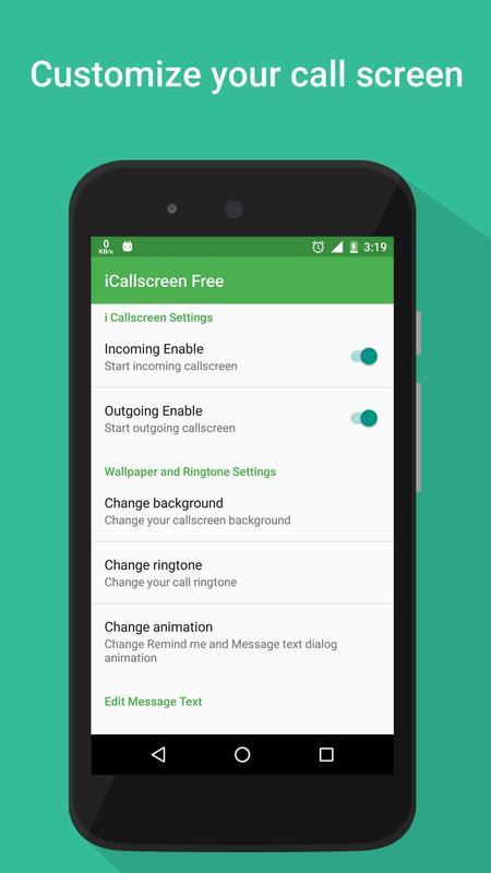 I call screen free dialer apk download free communication app.