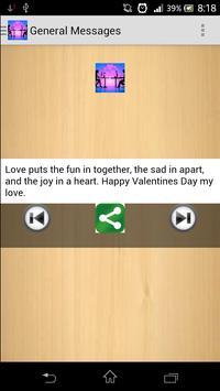 Valentines Greetings screenshot 1
