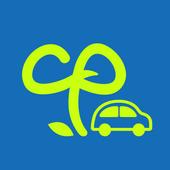 자동차 탄소포인트제 시범사업 icon