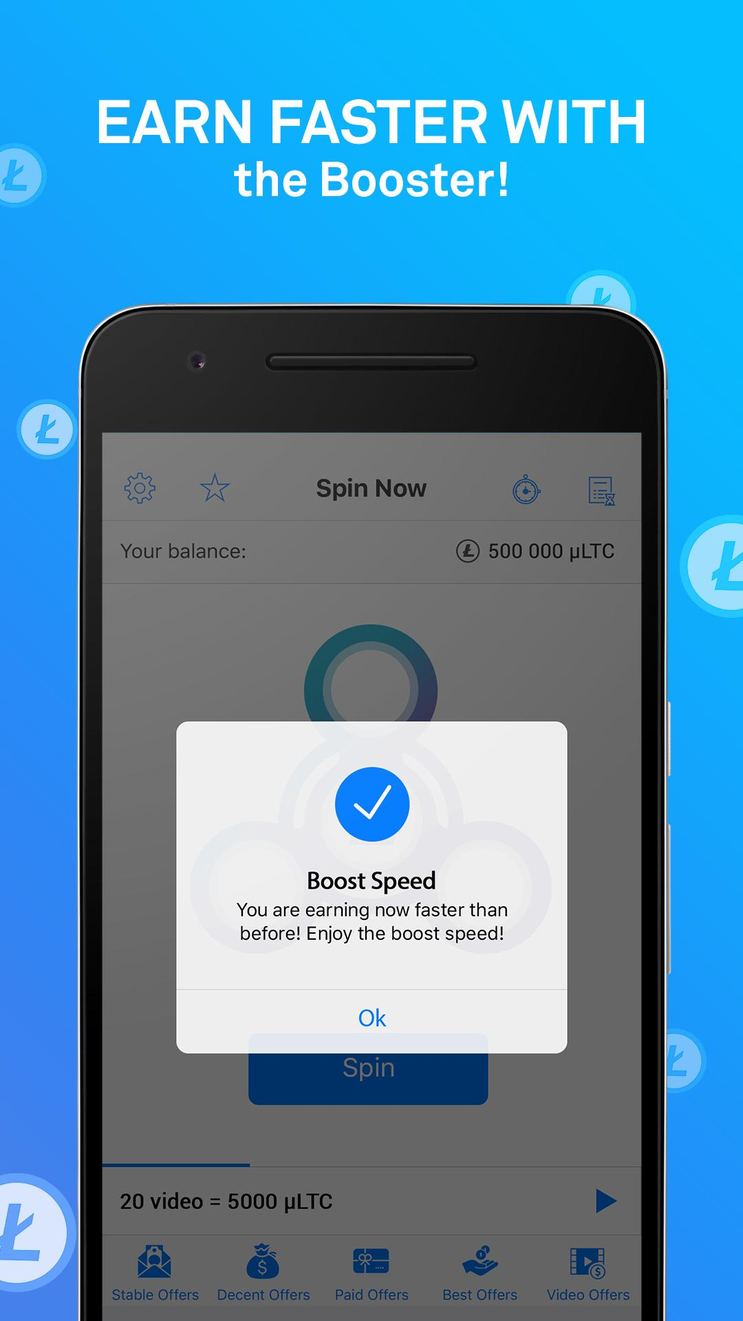 Free Litecoin Mining: Best LTC Faucet for Android - APK Download