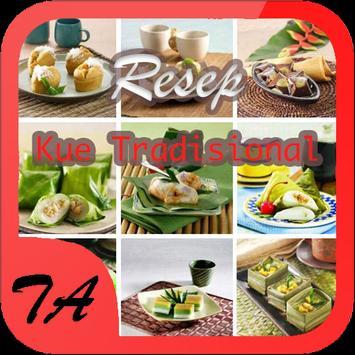 Aneka Resep Kue Tradisional poster