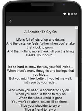 Tommy Page Song Lyric screenshot 2