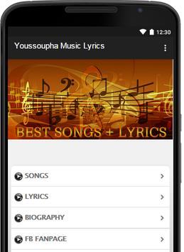 Youssoupha Music Lyrics poster