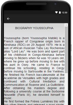 Youssoupha Music Lyrics screenshot 2