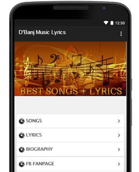 D'Banj Music Lyrics poster
