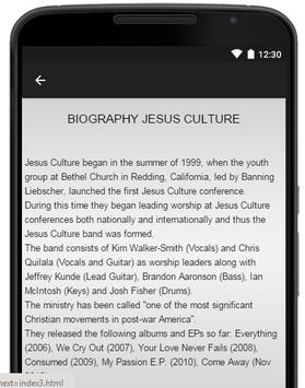 Jesus Culture Music Lyrics for Android - APK Download