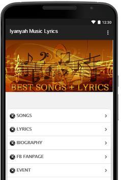 Iyanya Music Lyrics screenshot 1