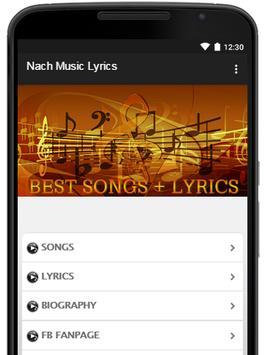 Nach Music Lyrics poster