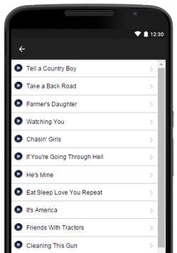 Rodney Atkins Music Lyrics apk screenshot