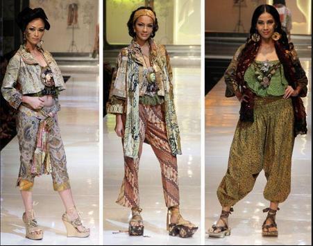 batik kebaya fashion screenshot 4