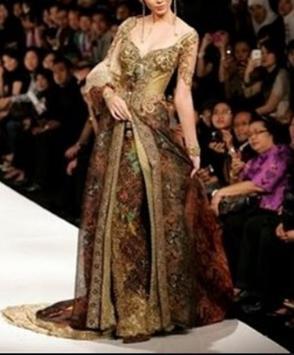 Kebaya Fashion poster