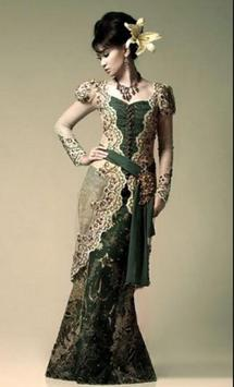 Kebaya Fashion apk screenshot