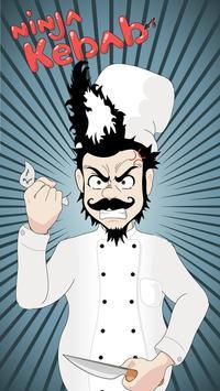 Ninja Kebab Master Killer poster