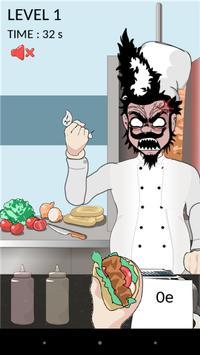 Ninja Kebab Master Killer apk screenshot