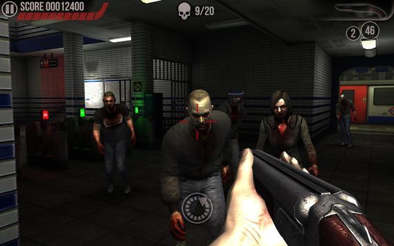 THE DEAD: Beginning apk screenshot