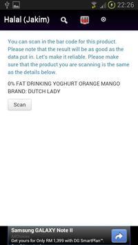 Halal Check screenshot 1