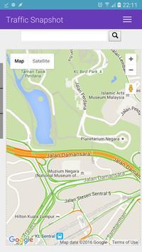 Traffic Snapshot poster